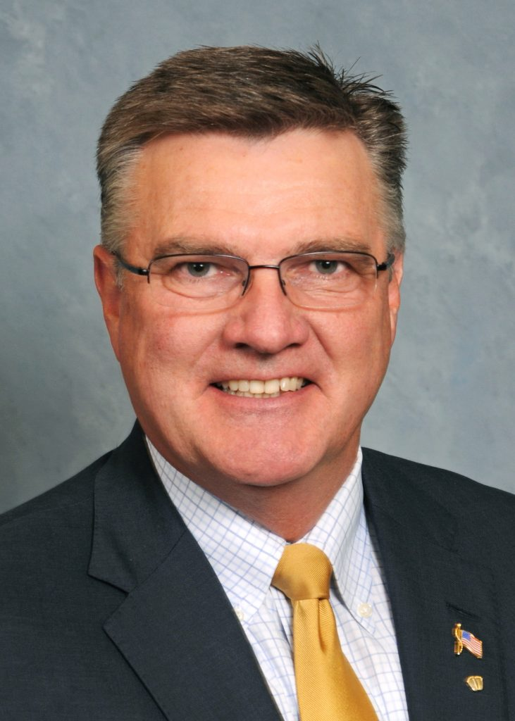 Illinois State Rep Randy Frese Headshot